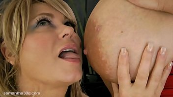 maria moore and samantha 38g lick blue film japan hot each other