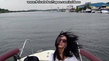 passionate fucking porn tagalog on a boat