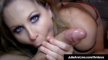 3x com get your cock sucked by milf julia ann in this pov fantasy