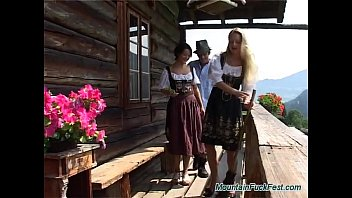 busty german babes make male beautiful naked woman tourists feel like in heaven