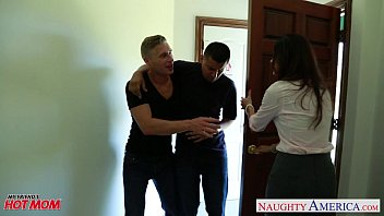 sexydaughter nasty mom india summer gets trimmed pussy jizzed
