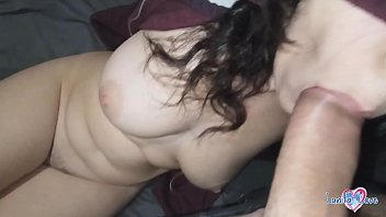 step sister tight pussy - impossible not to cum hot sex move so fast