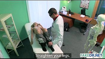 blonde babe gets fucked in fake hospital more fimyzilla hot chicks here letf uck69.com