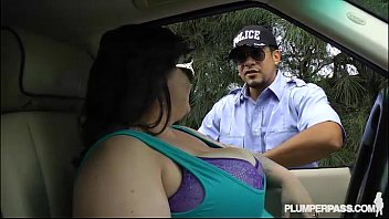 big tit bbw bille chudai kaise hoti hai austin is pulled over and fucked by cop