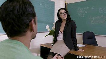 fuckingawesome - banging the sex gril teacher - vicki chase