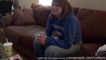 first time casting couch red xxxbb head ginger college girl