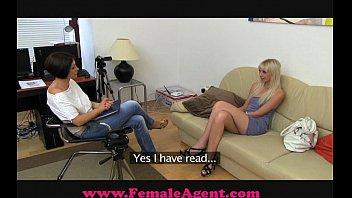 femaleagent xxnxx female agent vs fake agent
