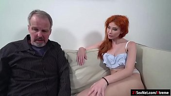russian redhead gisha gives bj to n fucked by pornmobile com old dude