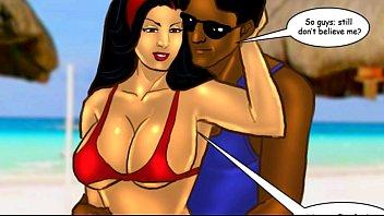 savita bhabhi photoxxx episode 33 - sexy summer beach