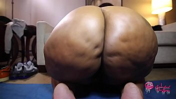 juicy tee can t keep mporn hd her mouth off her gym instructor. bbw sexercise