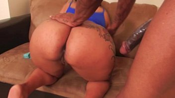big boods big booty black milf takes big cock
