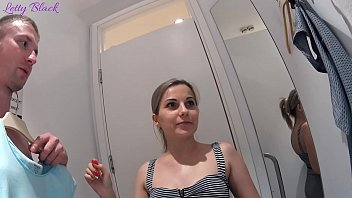 fitting room sex with clothing xxn xom store consultant ends cum swallow