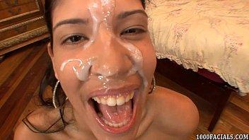 hot latina jordana heat is a jordi pornstar pro at taking facials