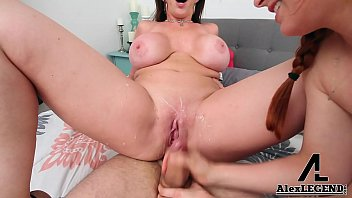 hottest sexmovei threesome busty milf sara jay fucks her airbnb guests