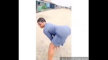 nigerian university porn vidio girl engaged in threesome leaked