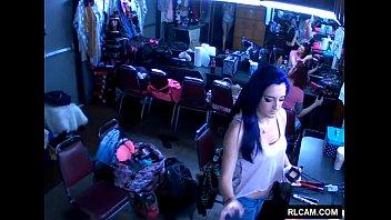 strippers blue film japan getting ready