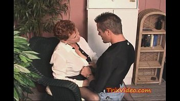 old youijz retired granny gets some young cock