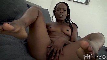 black girlfriend wants you to impregnate her m sunporno com - creampie pov