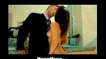 pornpros - hot latina sexlive fucks her man before work