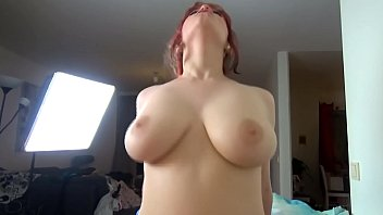 pale brother sister nude redhead in stockings gets creampied - amadani