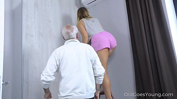 old goes young - sweetie thanks a caring tube8xxx mature man