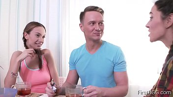 firstbgg.com - hazel dew and carry cherry - sexy roommates xxxx video please lad