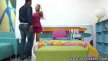 oyeloca big tits blonde latina teresa x   blue film carvajal fucked