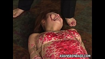kinky sexy movi asian slavegirl gets drenched in molten wax
