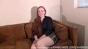 bbw cute naked girl redhead iowa college girl stripping down to her skivvies