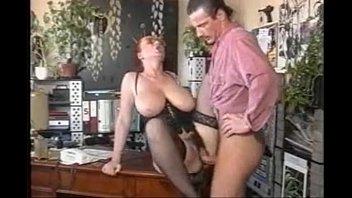 big tited secretary pornograti and boss