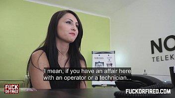 xxx new barbora fucks me hard to prove she s worth hiring
