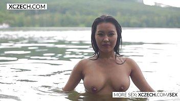 beautiful yuoporn asian water nymph making erotic swimming - xczech.com