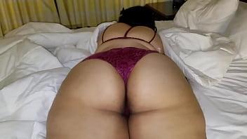 showing yoga xxx of my big latina ass.