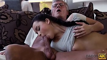 daddy4k. cock of mature penisbot com dad satisfies girl s need in good dicking