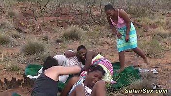 real african safari youijzz sex orgy
