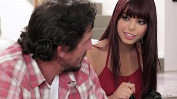step tamannaxxx daughter makes sextape with her dad - gina valentina and tommy gunn
