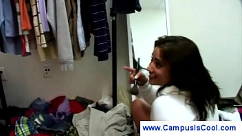 college girls getting naked girls become blowjob champions