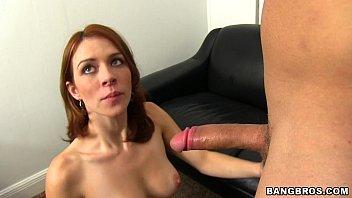 amateur yoga xxx casting call redhead
