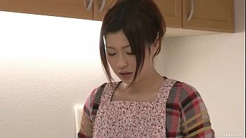 riko has a dildo dream in her kitchen and uses muslimsexvideos her toys to cum