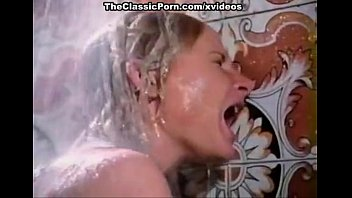 dominique saint claire roger blaked  com caine in great classic porn sex in the shower scen