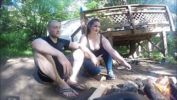 lost hiker deflome com girl gets fucked and takes anal creampie