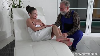old-n-young.com - anita bellini - old phonerotika man cums into a fresh mouth