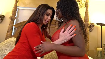 nina romantic sex scene dolci girl on girl interracial
