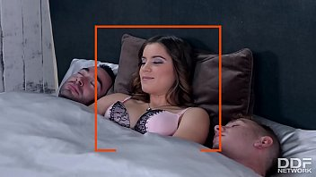 sex vedios greedy little slut - evelina darling gets anal mmf threesome