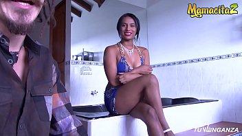 mamacitaz - colombian indira bpxxx uma gets horny for sex vengeance