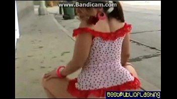 tara hotwife tumblr videos lynn fox - flashing in only stockings and heels pt. 2