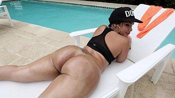 bangbros 18jack - big booty latina destiny gets some dick from muthafuckin j-mac