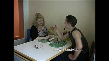 russian fat mom with man fucking girl her son