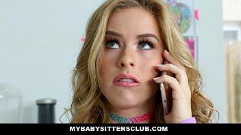 mybabysittersclub - sexhub adorable babysitter lily ford fucks hot boss