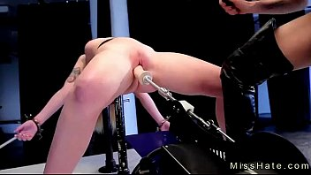blonde beegs com in device bondage spanked and fucks machine join now easy fuck.org